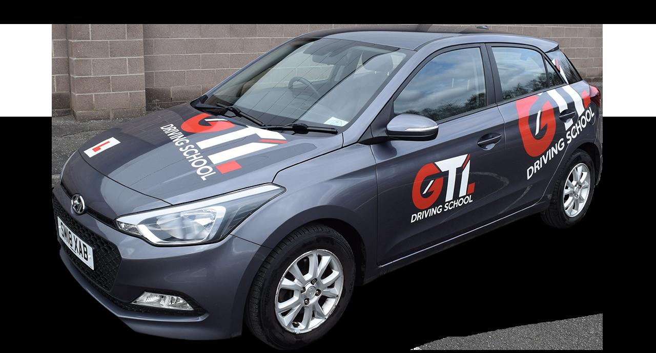 GTi Driving School Car